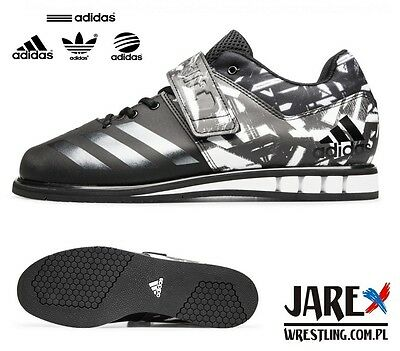 adidas Weightlifting Shoes (boots) Powerlifting POWERLIFT 3 CrossFit Shoes Gym