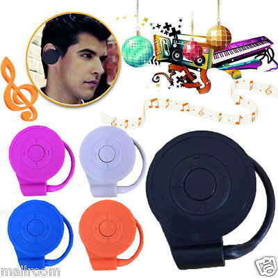 Sports Outdoor Mini Running Headphone MP3 Player Digital Musik Headset 16GB SD