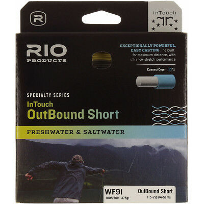 Rio InTouch Outbound Short Float/Intermediate Fly Line