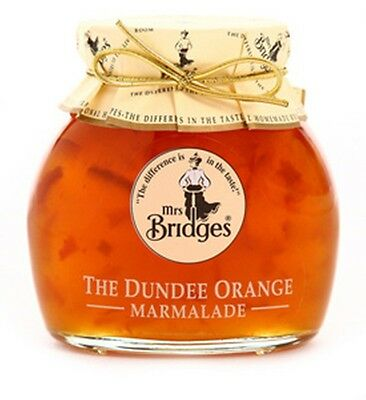 Mrs Bridges Traditional The Dundee Orange Marmalade- Made in Scotland