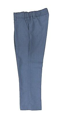 Boys Formal Smart Grey Trousers Ex Uk Store 1 2 3 4 5 6 7 Years Brand New