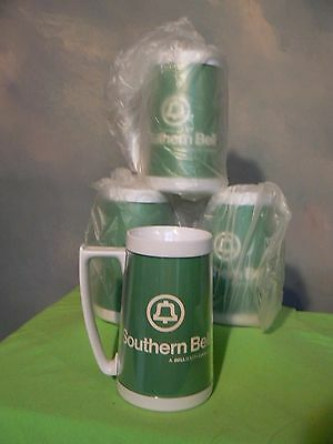 NEW !!! RARE  Southern Bell  12 OUNCE  INSULATED  Cup / MUG Plastic   Bell Logo