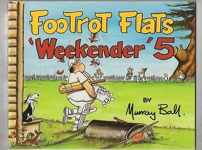 'footrot Flats  Weekender 5 '1St Edition'     V Fine Condition