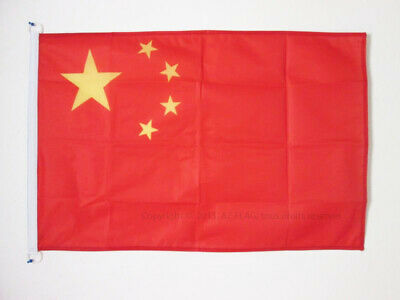 CHINA FLAG 2' x 3' for outdoor - CHINESE FLAGS 90 x 60 cm - BANNER 2x3 ft Knitte