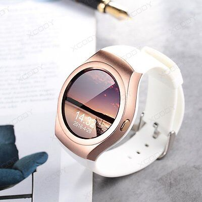 Waterproof Bluetooth Smart  Wrist Watch Phone Tracker For Android iOS Samsung