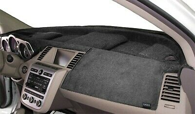 Cadillac CTS 2003-2007 Velour Dash Board Cover Mat Charcoal Grey