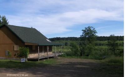 MINNESOTA Lakes Area- 75 acre​ Sportsman's Paradise with Cabin, Well, Septic!