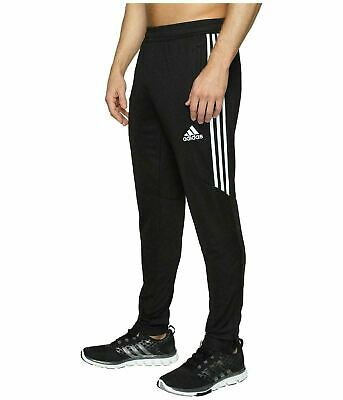 NEW MEN'S ADIDAS Tiro 17 Pants - BS3693 - Black/White/White