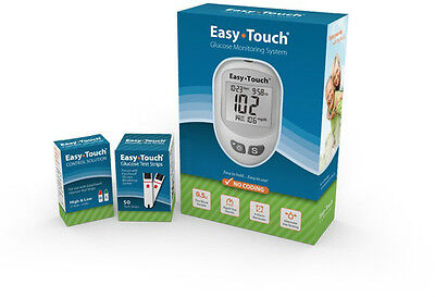 Easy Touch Glucose Kit