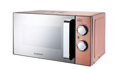 Stylish Goodmans Copper Microwave-Capacity: 20L