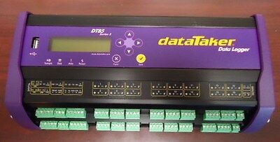 DT85 Data Acquisition System, DataTaker Data Logger with 16 to 48 Analog Inputs