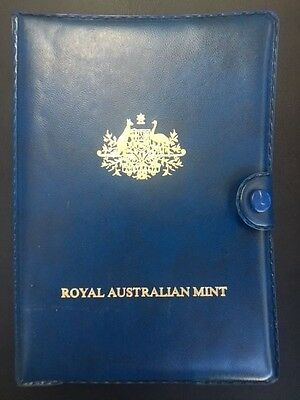 1986 Royal Australian Mint Year of Peace 7 coin Proof Set