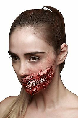 Brand New Zombie Bite Me Prosthetic Make Up Kit