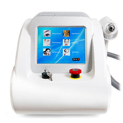 Tattoo Removal Laser Best quality ND YAG Q-Switch Eyebrow Pigment Removal LR301