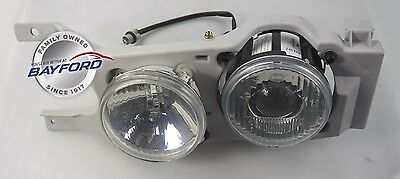 Ford Xh Xr Left Hand Headlight Eftve13006A Genuine Ford