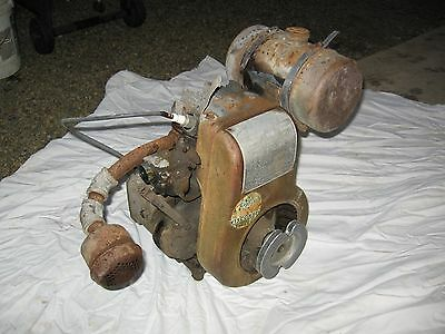 Wisconsin Air Cooled Model AKN Engine Motor Spec  2 7/8 x 2 3/4 with magneto