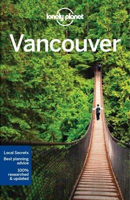 NEW Vancouver By Lonely Planet Paperback Free Shipping