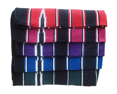 Horse saddle blanket Navajo Western Cloth, Saddle Pad