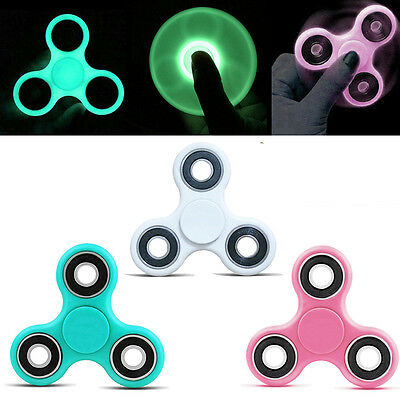 Hand Spinner Spinners Tri-Fidget Ball 3D Printed Focus Toy ADHD kids Adult Gift