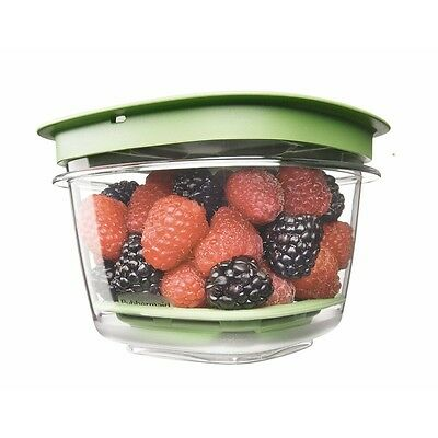 Rubbermaid Produce Saver Square 2-Cup Food Container