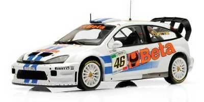Minichamps 1/43 Ford Focus RS WRC #46 Monza Rally (2007) - Rossi / Cassina