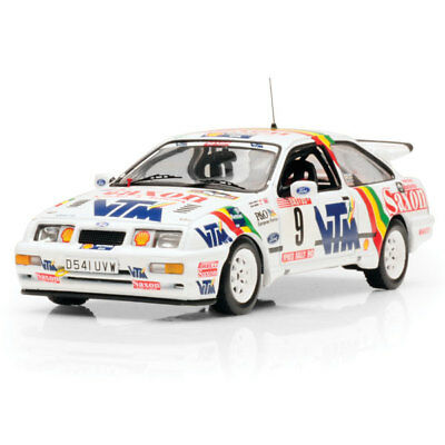 IXO 1/43 Ford Sierra RS Cosworth #9 Rally dYpres (1990) - McRae / Ringer