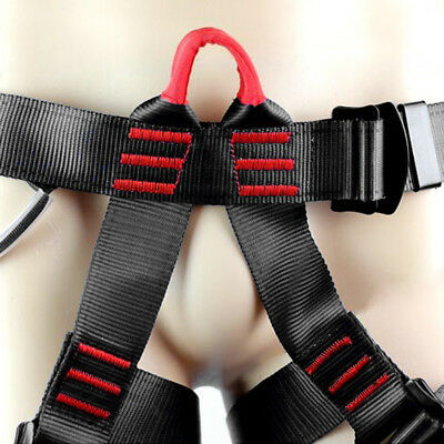 Pro Rock Climbing Safe Harness Belt for Tree Carving Arborist Rappelling Rescue