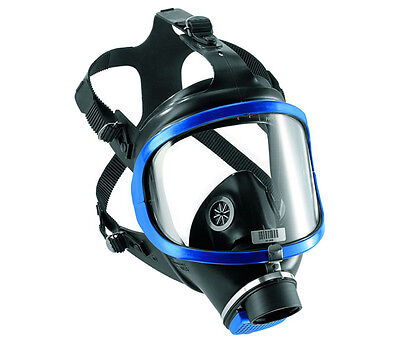 Dräger Gas Mask X-plore 6300 Full Face Gas Mask Without Cartridge