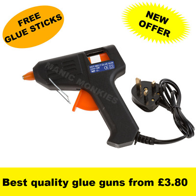 Hot Melt Glue Gun Trigger Adhesive 7mm glue Sticks Mini Craft DIY