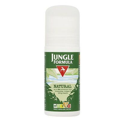 Jungle Formula Natural Insect Mosquito Repellent ROLL-ON IRF3 50ml