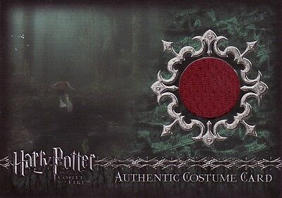 Harry Potter Goblet of Fire Update Harry Potter Second Task C14 Costume Card