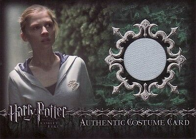 Harry Potter Goblet of Fire Update Fleur Delacour C13 Costume Card
