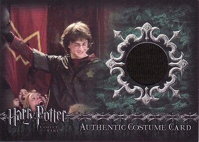 Harry Potter Goblet of Fire Harry Potter C1a Costume Card