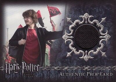 Harry Potter Goblet of Fire Bulgarian Flag P4 Prop Card