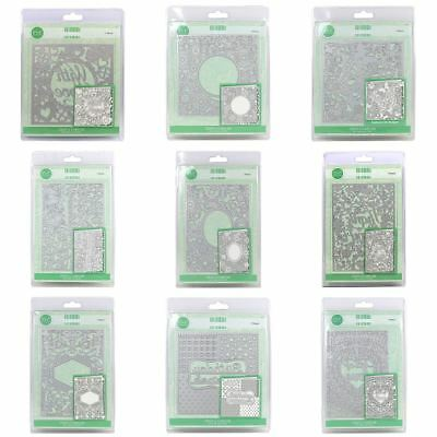 *OFFER* Trimcraft First Edition Metal Paper Craft a Card Die Sets - FULL RANGE!