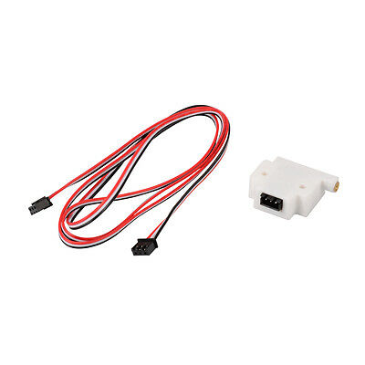 1.75mm/3.0mm Filament Detection Run Out Pause 3D Printer Monitor Sensor Module