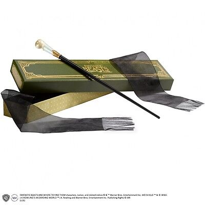 Queenie Goldstein Wand (Fantastc Beasts And Where To Find Them) With Ollivand...