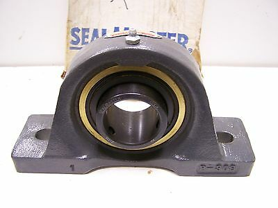 "Sealmaster EMP-31 Medium Duty Expansion Type Pillow Block Bearing 1-15/16"" New"