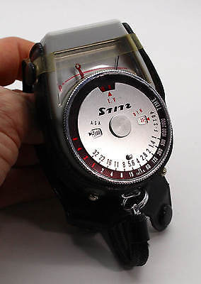 Stitz Light Photography Exposure Meter with case – Working and VGC - c. 1960's