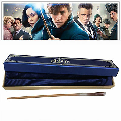 Newt Scamander's Wand Fantastic Beasts Harry Potter New in Collector's Box Gift