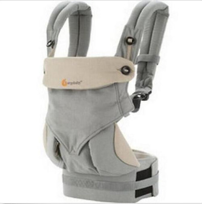 Ergo 360 Baby Four Position  carrier Dusty gray New w box