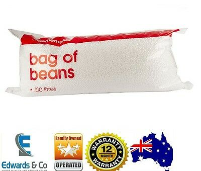 Beans for Bean Bag Filling Refills Refill Beads Chairs and Cushions 100L