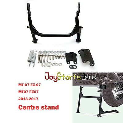 Centre Mount Foot Stand Centerstand for Yamaha MT-07 Tracer FZ 07 2013-17 2016