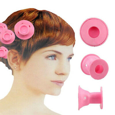 10X Hairstyle Soft Hair Care DIY Peco Roll Hair Style Roller Curler Salon Home S