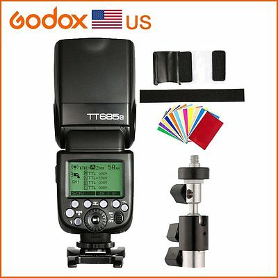 Godox TT685N 2.4G i-TTL Wireless Speedlite Speedflash for Nikon D7100 D7200 D5