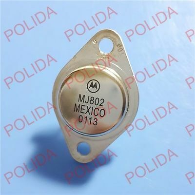 1PCS Transistor MOTOROLA/ON/ST TO-3 MJ802 MJ802G
