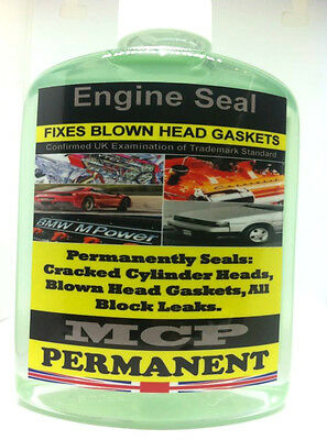 Steel Seal Head Gasket Repairs,,mcp ,pro-Engine Seal.,diesel & Petrol,,500 Ml