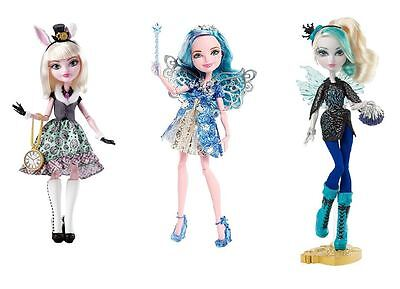 Ever After High Bunny Blanc, Farrah Goodfairy, Faybelle Thorn Doll