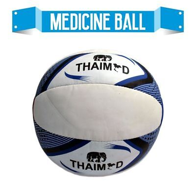 Fitness No Bounce Heavy Duty Gym Medicine Ball Body Workout/Bootcamp/Boxing 10KG