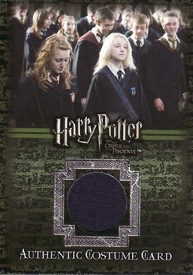 Harry Potter Order of the Phoenix Ravenclaw Students C14 Costume Card